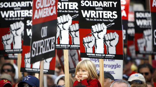 WGA Solidarity