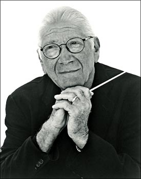 Film composer Jerry Goldsmith