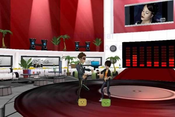 Online virtual sex world in Brisbane