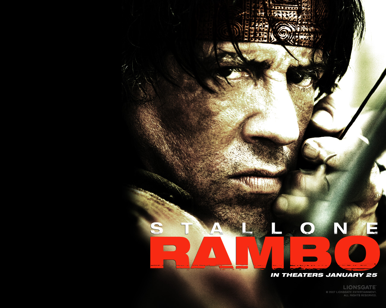 Rambo Coming to Consoles PC