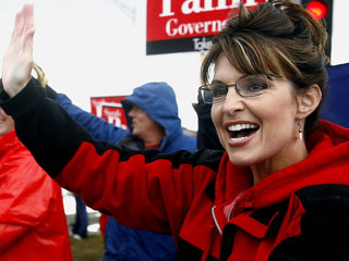 Vice-Presidential Nominee Sarah Palin