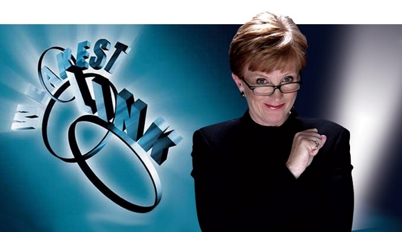 the weakest link stamp