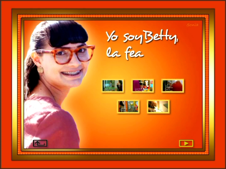 Yo soy Betty, la fea movie