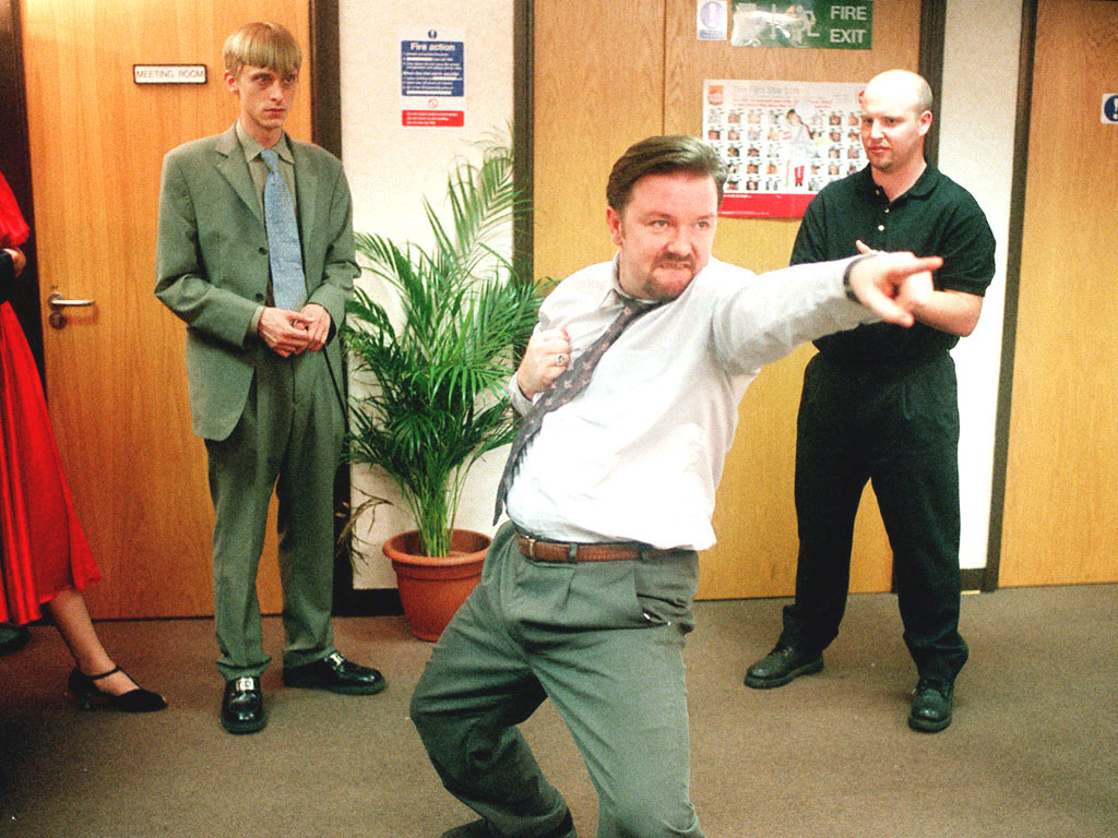 David Brent Dance