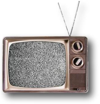 White noise television essay