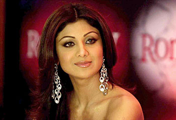 Big Brother Winner Shilpa Shetty