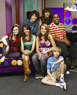 Cast of Zoey 101