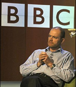 BBC Director Mark Thompson