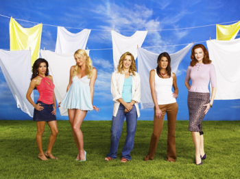 Desperate Housewives. Many critics have noted television's ...