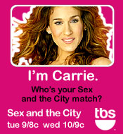 Sex and the City\'s Carrie