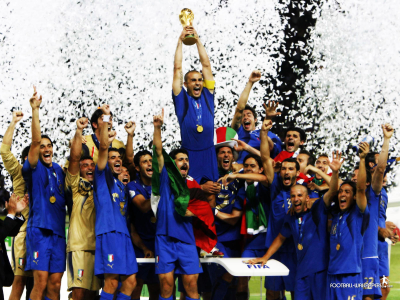 2006 World Cup. This summer, soccer fans around the world were treated to