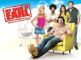 The cast of My Name is Earl