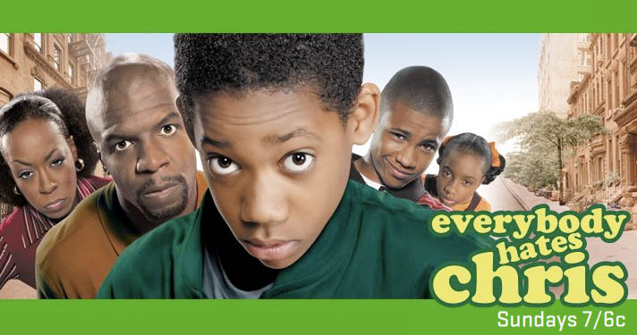 Everybody Hates Chris. One of the best things I've seen on television