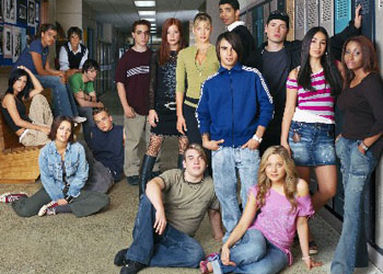 The Cast of Degrassi: The Next Generation