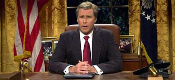 Will Ferrell as Pres. Bush