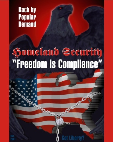 Freedom is Compliance