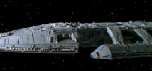 The original Battlestar Galactica (1978)