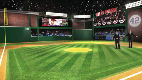 MLB Network's Studio 42