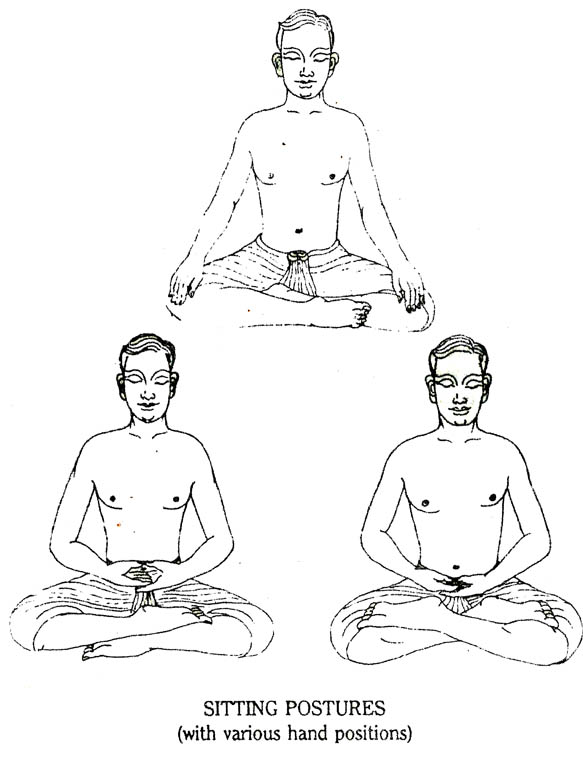 sitting postures