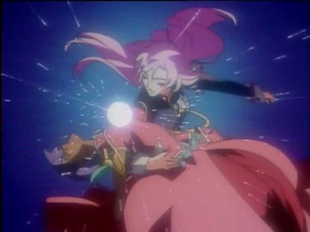 <em>Revolutionary Girl Utena</em> in many senses of the word.