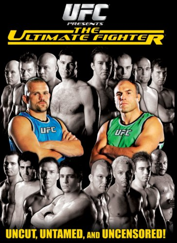 The Ultimate Fighter reality show