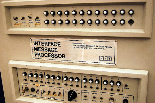 arpanet and the power of the internet On a cold war kind of day in 1969, work began on arpanet, the grandfather to the internet designed as a computer version of the nuclear bomb shelter, arpanet protected the flow of information between military installations by creating a network of geographically separated computers that could.
