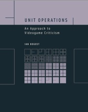 Ian Bogost's Unit Operations