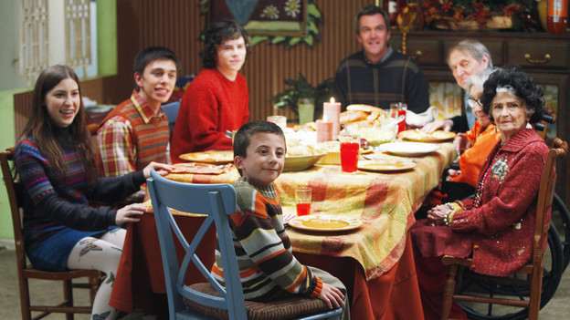 The Middle on Thanksgiving