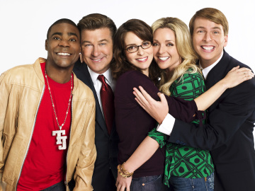 Cast of 30 Rock