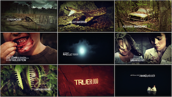 True Blood Title Sequence