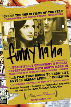Movie Poster from Andrew Bujalski's Funny Ha Ha
