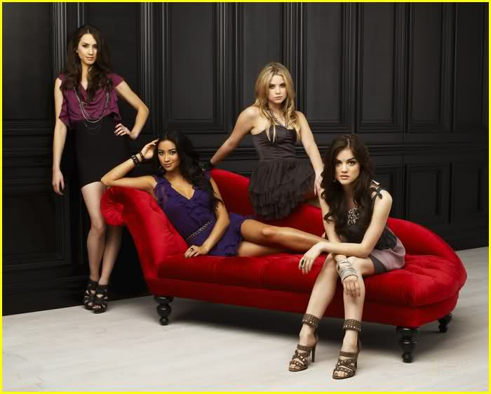 pretty little liars quartet
