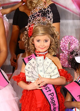 Le Petit Mort Toddlers And Tiaras And Economic Decline