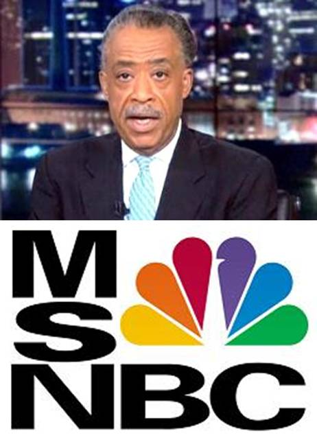 Al Sharpton on MSNBC