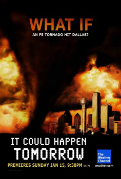 Promotional Image for <em>It Could Happen Tomorrow</em>