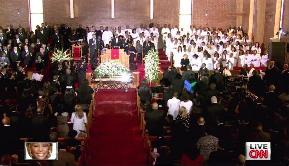 Houston's Funeral