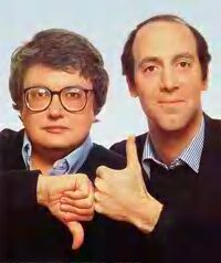 Roger Ebert and Gene Siskel