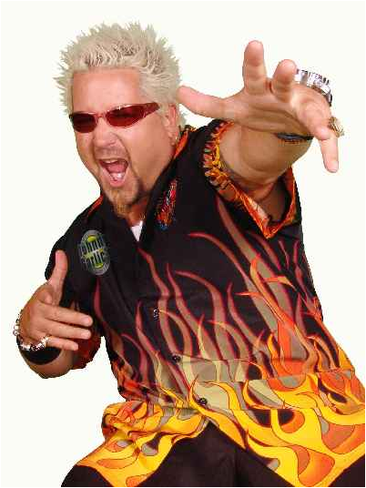 guy fieri tour