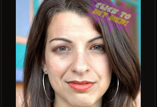 'Beat Up Anita Sarkeesian' Game Start Page