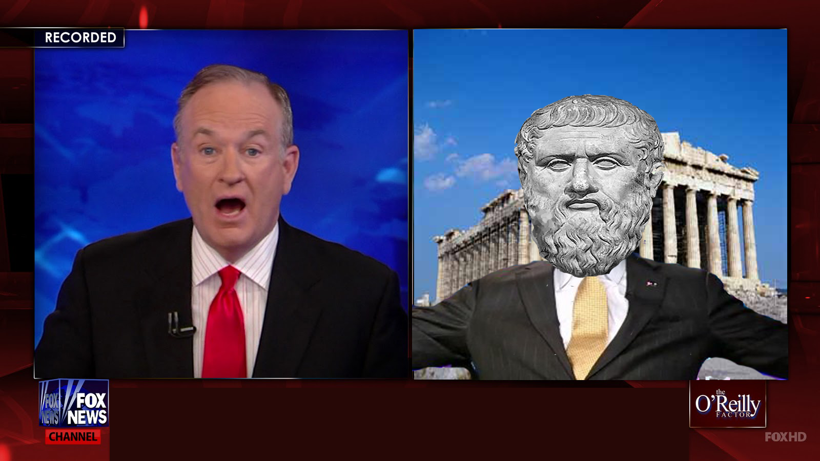 O'Reilly mash up