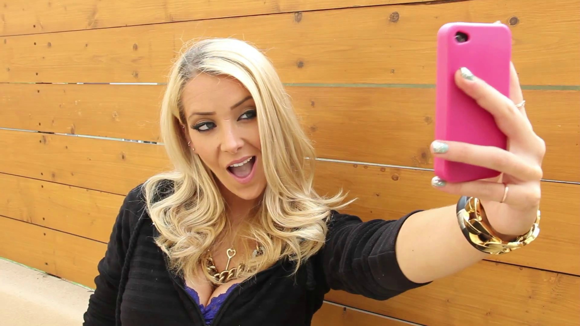 Jenna Marbles This Is Not A Hairdo Video 119