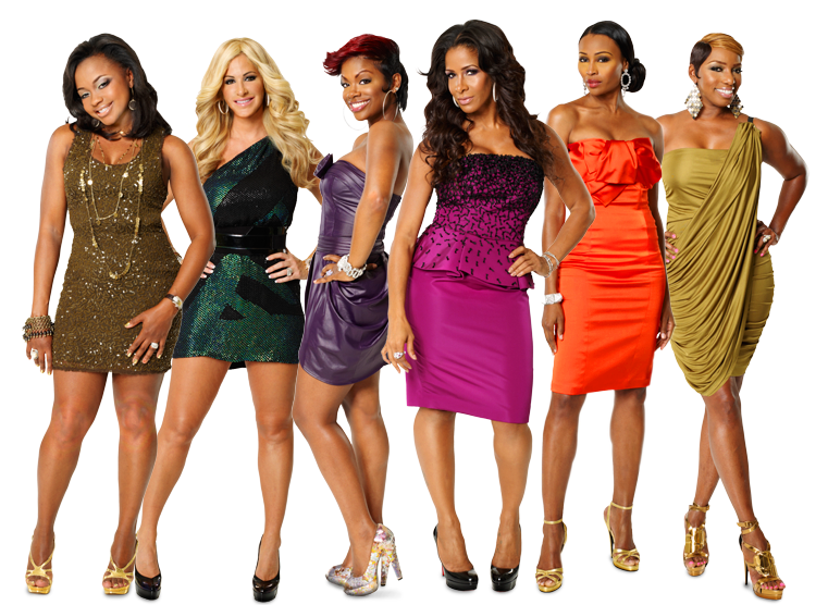 The Cast of Real Housewives of Atlanta
