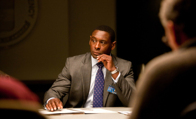 David Harewood in Homeland