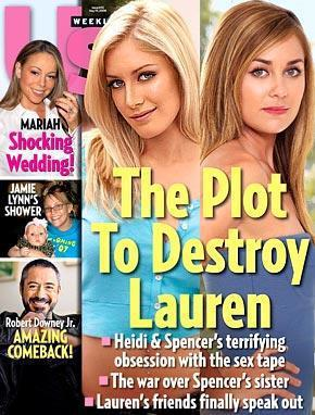 Lauren conrad and jason sex tape think, you